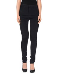 Vince. Trousers Casual Trousers Women Dark Blue