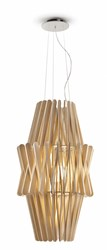 Fabbian Stick Big Pendant Light