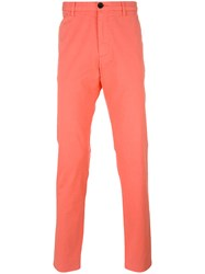 Paul Smith Ps By Plain Chinos Pink Purple