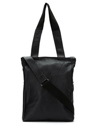 Uma Raquel Davidowicz Leather Giz Tote Bag Black