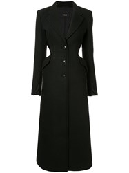 Yang Li Tailored Cut Out Coat 60