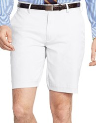 Polo Ralph Lauren Classic Fit Performance Chino Shorts White