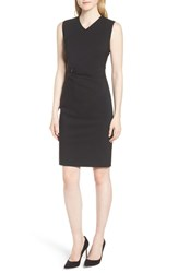 Boss Dakirsa Nos Suit Sheath Dress Black