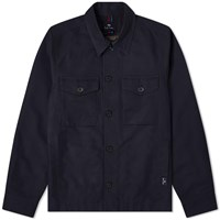 Paul Smith Military Chore Jacket Blue