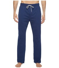 Kenneth Cole Reaction Jersey Pants Navy Men's Pajama