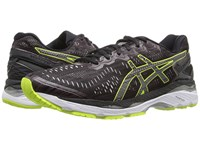 Asics Gel Kayano 23 Lite Show Rioja Red Black Sulphur Spring Men's Running Shoes Brown