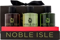 Noble Isle Bath And Shower Gel Trio Gift Set Colorless