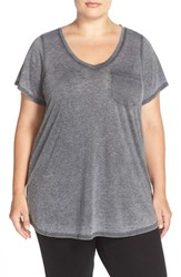 Make Model Plus Size Women's 'Gotta Have It' V Neck Tee