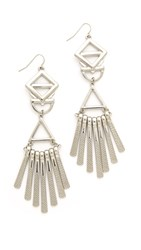Adia Kibur Terry Earrings Silver