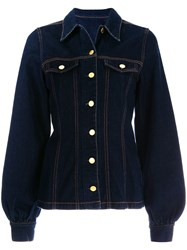 Nobody Denim Orion Jacket Blue