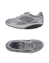 Mbt Footwear Low Tops And Trainers Women Grey