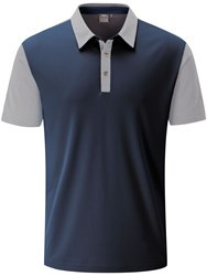 Ping Men's Keyes Polo Blue