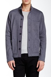 Billy Reid Ashe Cardigan Gray