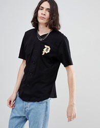 Primitive Champs Baseball T Shirt In Black
