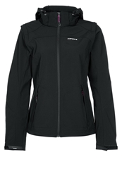 Icepeak Leonie Soft Shell Jacket Black
