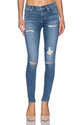 A Gold E Sophie High Rise Skinny Cannes