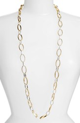 Karine Sultan Women's Long Link Necklace