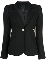 Smythe Single Breasted Blazer Black