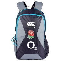 Canterbury Of New Zealand England Rugby Backpack Grey