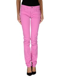 Fiorucci Casual Pants Light Purple