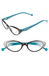Women's Jonathan Adler '801' 50Mm Cat Eye Reading Glasses