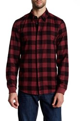 Alternative Apparel Expedition Long Sleeve Flannel Shirt Multi