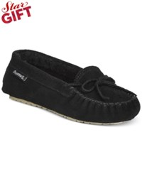 Bearpaw Astrid Moccasins Women's Shoes Black