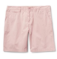 Burberry Brit Cotton Chino Shorts Pink