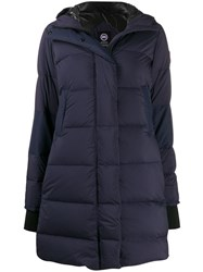 Canada Goose Alliston Padded Coat Blue