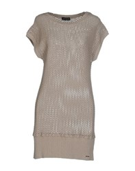 Caractere Dresses Short Dresses Women Grey