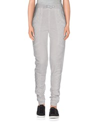 Pierre Balmain Trousers Casual Trousers Women Light Grey