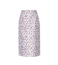 Altuzarra Honeysuckle Skirt Multicoloured