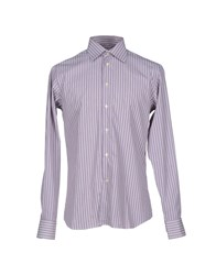 Enrico Coveri Shirts Shirts Men Dark Blue