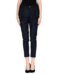 Michelle Windheuser Trousers Casual Trousers Women Dark Blue