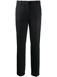 Emilio Pucci Tailored Cropped Trousers Black