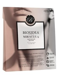 Bioxidea Miracle24 Haute Skin Care Neck Masks Transparent