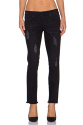 Level 99 Janice Mid Rise Ultra Skinny Licorice