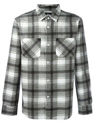 Stussy Plaid Shirt Black