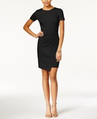 Bar Iii Envelope Hem Sheath Dress
