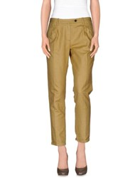 Pence Trousers Casual Trousers Women Beige