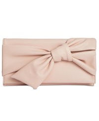 Inc International Concepts Bowah Hands Through Clutch Created For Macy's Blush