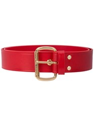 Vivienne Westwood Alex Belt Red