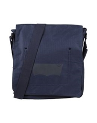 Levi's Red Tab Medium Fabric Bags Dark Blue