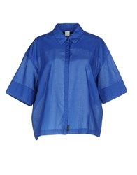 North Sails Shirts Bright Blue