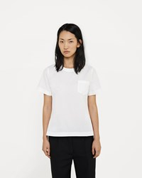 Sacai Classic Shirting Short Sleeve Shirt
