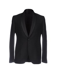 Hardy Amies Blazers Black