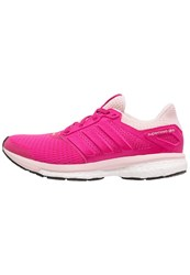 Adidas Performance Supernova Glide Boost 8 Cushioned Running Shoes Pink White