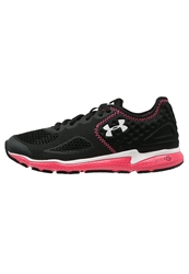 Under Armour Mantis Ii Cushioned Running Shoes Black Pink