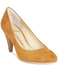 American Rag Felix Pumps Only At Macy's Women's Shoes Chestnut