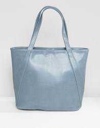 Matt And Nat Jasmine Large Tote Bag Blue